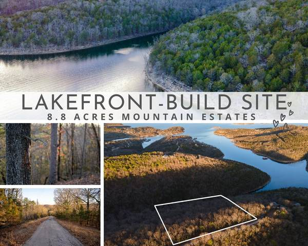 8.8 Acres Mountain Estate Drive, Blue Eye, MO 65611 (MLS #60181196) :: The Real Estate Riders