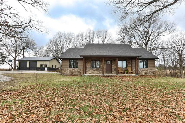 4149 S 122nd Road, Bolivar, MO 65613 (MLS #60181214) :: Team Real Estate - Springfield
