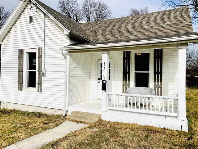 407 E Turner Street, Springfield, MO 65803 (MLS #60181266) :: The Real Estate Riders