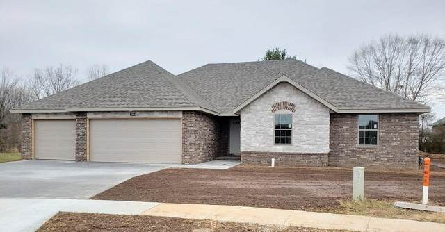 3564 W Overland Street, Springfield, MO 65807 (MLS #60181294) :: Evan's Group LLC