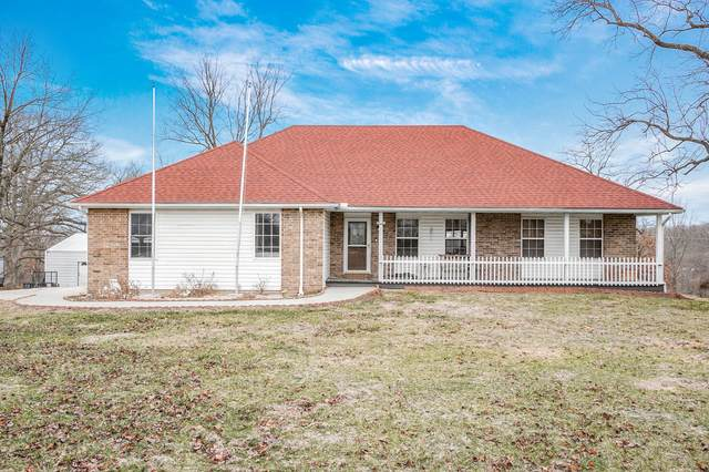121 Deer Run, Marshfield, MO 65706 (MLS #60181300) :: Evan's Group LLC