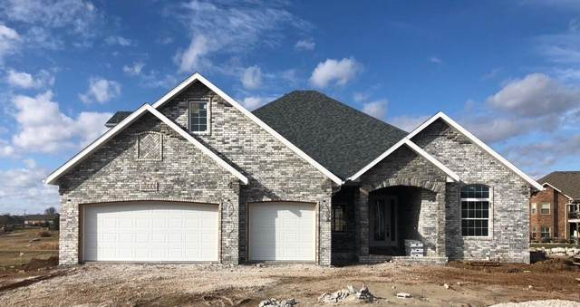 1537 N Lake's Edge Circle, Springfield, MO 65802 (MLS #60181367) :: Sue Carter Real Estate Group