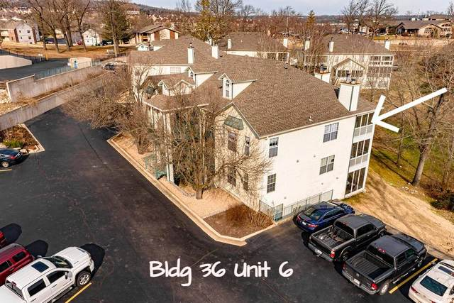 149 The Bluffs #6, Branson, MO 65616 (MLS #60181497) :: Evan's Group LLC