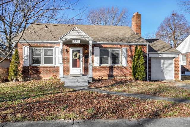 715 S Rogers Avenue, Springfield, MO 65804 (MLS #60181548) :: Sue Carter Real Estate Group