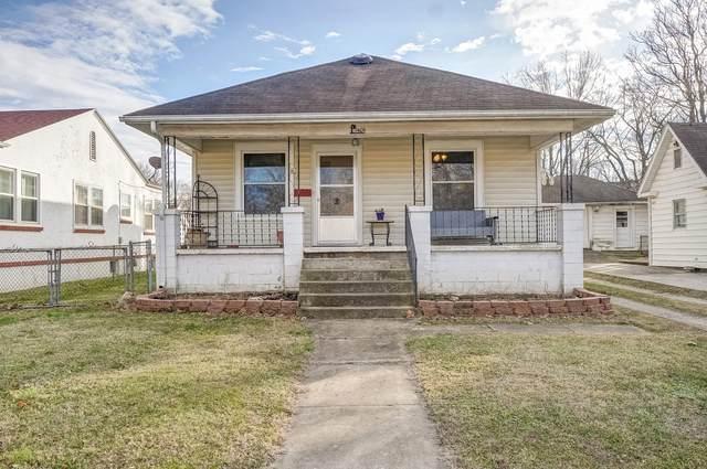 1406 W Thoman Street, Springfield, MO 65803 (MLS #60181551) :: Sue Carter Real Estate Group