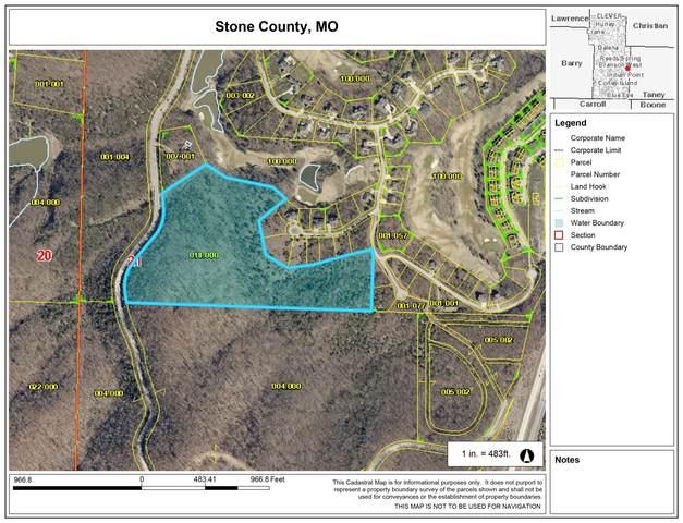 0 Stonebridge Village Parkway, Branson West, MO 65737 (MLS #60181560) :: United Country Real Estate