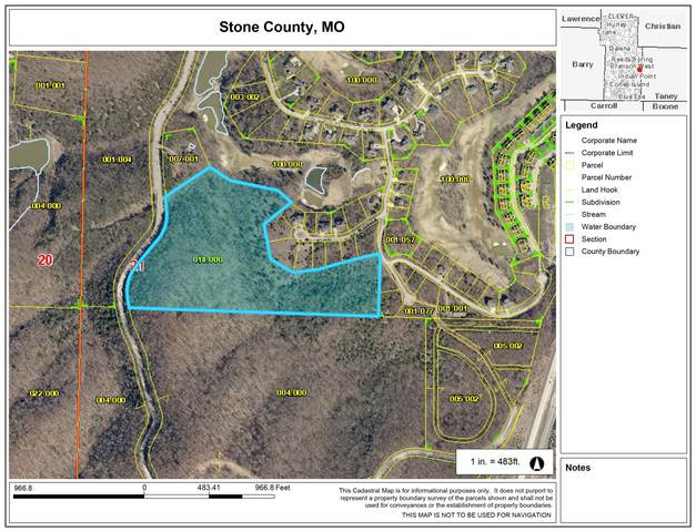 0 Stonebridge Village Parkway, Branson West, MO 65737 (MLS #60181562) :: Evan's Group LLC