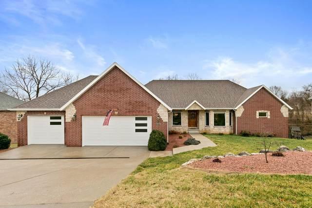 4246 E University Street, Springfield, MO 65809 (MLS #60181606) :: Team Real Estate - Springfield