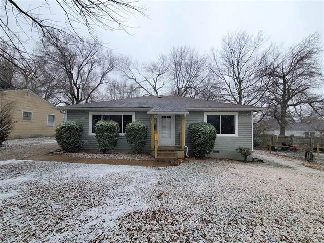 1615 S Weaver Avenue, Springfield, MO 65807 (MLS #60181607) :: Winans - Lee Team | Keller Williams Tri-Lakes