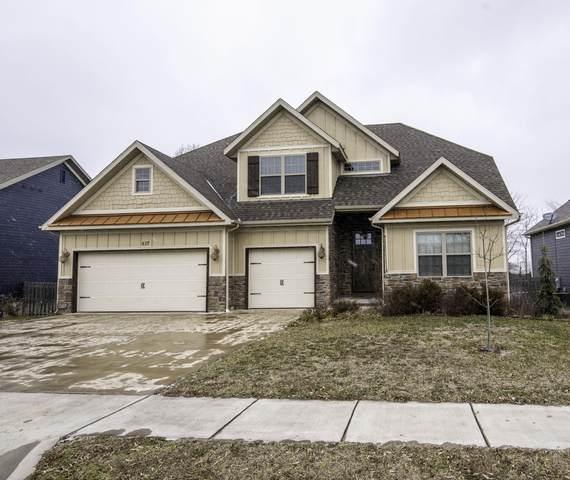 417 W Ivy Creek Drive, Ozark, MO 65721 (MLS #60181682) :: Clay & Clay Real Estate Team