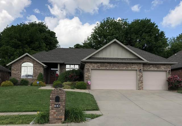 641 S Christopher Avenue, Springfield, MO 65802 (MLS #60181683) :: Clay & Clay Real Estate Team