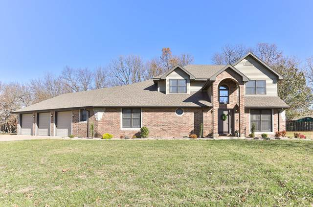 1640 W Park Ridge Drive, Bolivar, MO 65613 (MLS #60181774) :: Team Real Estate - Springfield
