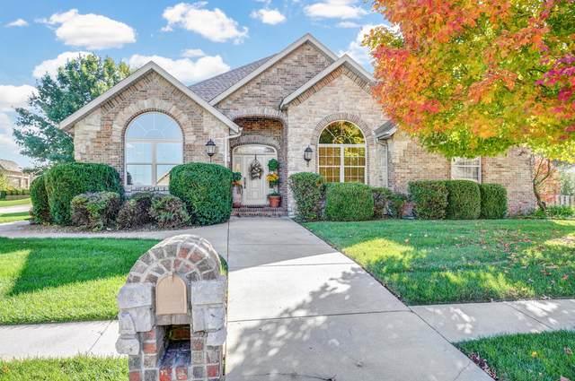 4308 W Fair Haven Drive, Nixa, MO 65714 (MLS #60181798) :: Team Real Estate - Springfield