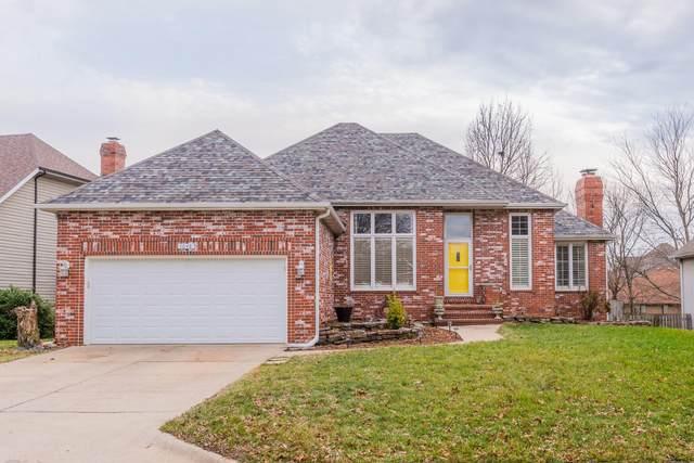 1648 W Highland Street, Springfield, MO 65807 (MLS #60181881) :: Team Real Estate - Springfield