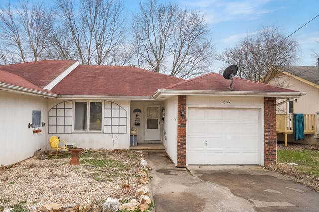 1026 W Catalpa Street, Springfield, MO 65807 (MLS #60181890) :: The Real Estate Riders