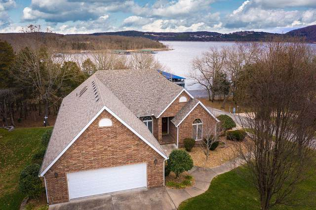353 Hidden Shores Drive, Branson West, MO 65737 (MLS #60181919) :: Team Real Estate - Springfield