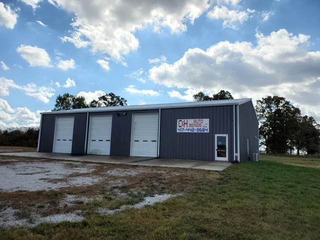 8563 State Highway U, Purdy, MO 65734 (MLS #60181947) :: The Real Estate Riders