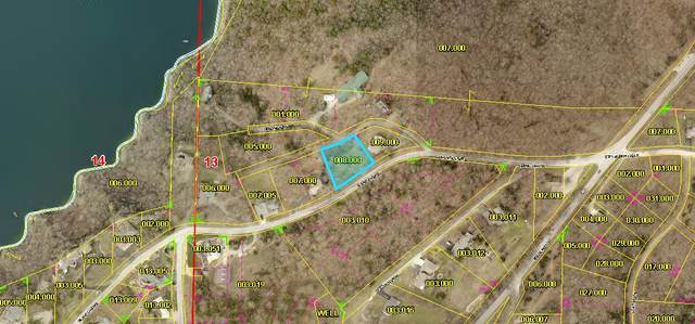 Lot 8 Slane Chapel Road, Reeds Spring, MO 65737 (MLS #60182093) :: Clay & Clay Real Estate Team