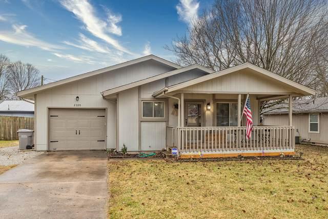 2320 E Atlantic Street, Springfield, MO 65803 (MLS #60182204) :: Team Real Estate - Springfield