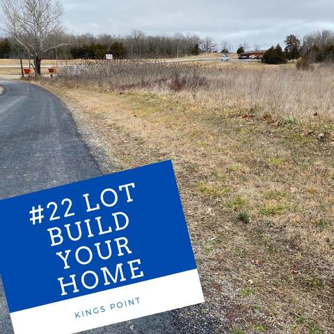 Lot 22 Oxford Street, Shell Knob, MO 65747 (MLS #60182267) :: Tucker Real Estate Group | EXP Realty