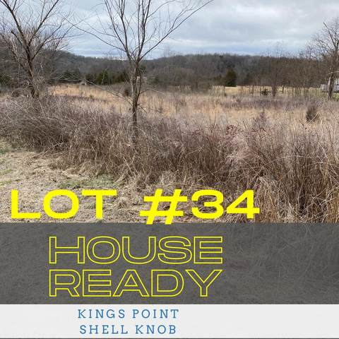 Lot 34 Cumberland Road, Shell Knob, MO 65747 (MLS #60182269) :: Tucker Real Estate Group | EXP Realty
