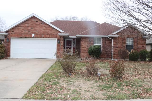 3599 S Lexus Avenue, Springfield, MO 65807 (MLS #60182297) :: Team Real Estate - Springfield