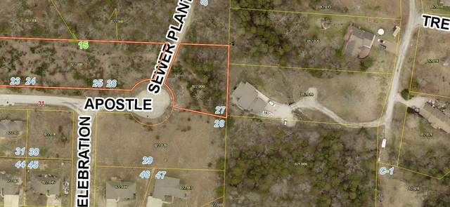 000 Apostle Lot 27, Reeds Spring, MO 65737 (MLS #60182313) :: Tucker Real Estate Group | EXP Realty