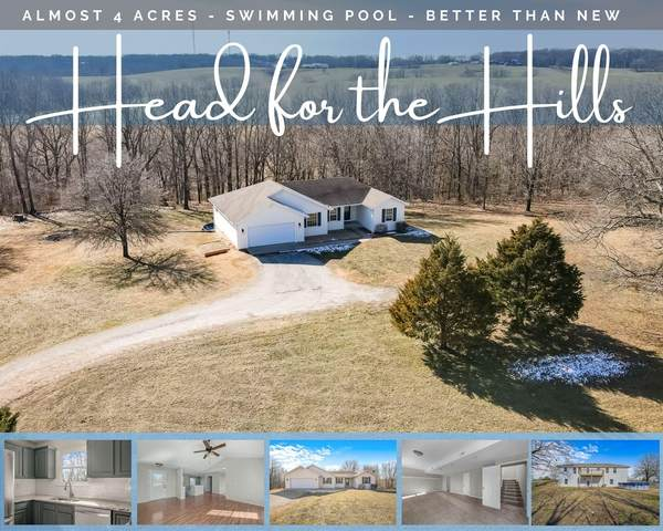 207 Langston Drive, Reeds Spring, MO 65737 (MLS #60182621) :: Team Real Estate - Springfield