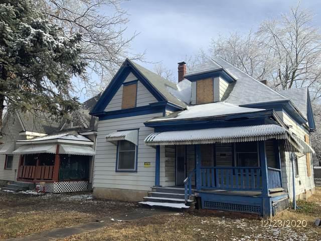 908 N Grant Avenue, Springfield, MO 65802 (MLS #60182677) :: Team Real Estate - Springfield