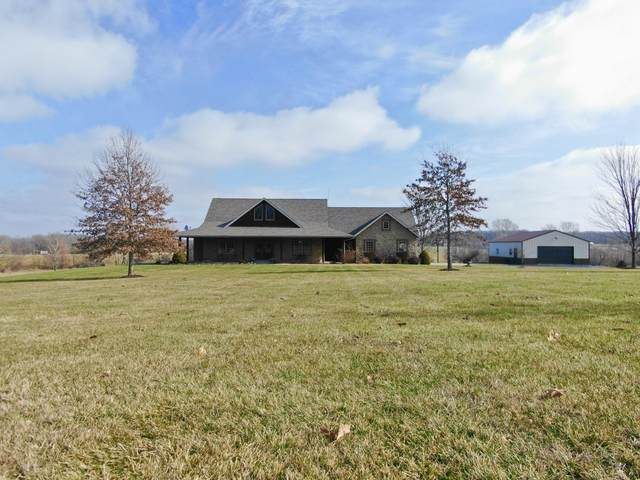 5252 N Farm Road 215, Strafford, MO 65757 (MLS #60182736) :: The Real Estate Riders
