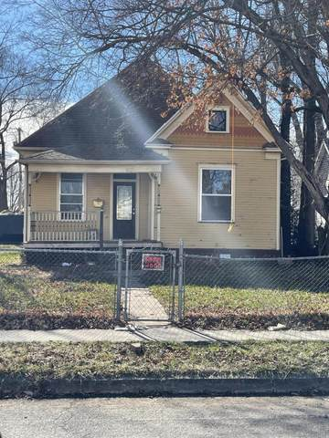 902 W Central Street, Springfield, MO 65802 (MLS #60182742) :: Clay & Clay Real Estate Team
