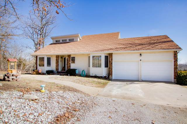 16115 S 1425 Road, Stockton, MO 65785 (MLS #60182820) :: United Country Real Estate