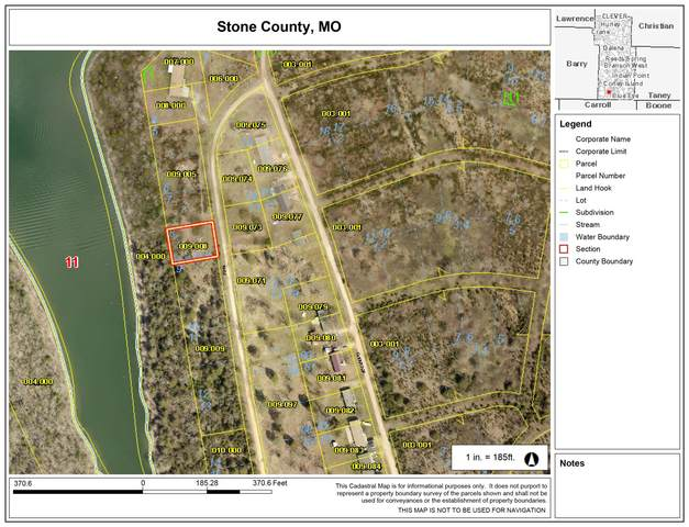 0 Pack Lane, Lampe, MO 65681 (MLS #60183062) :: The Real Estate Riders