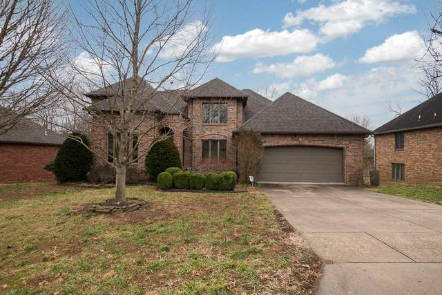 1668 S Chapel Drive, Springfield, MO 65809 (MLS #60183168) :: Clay & Clay Real Estate Team
