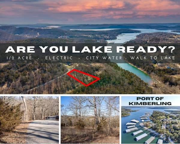 Lot 34 Irish Hills Boulevard, Kimberling City, MO 65686 (MLS #60183191) :: United Country Real Estate