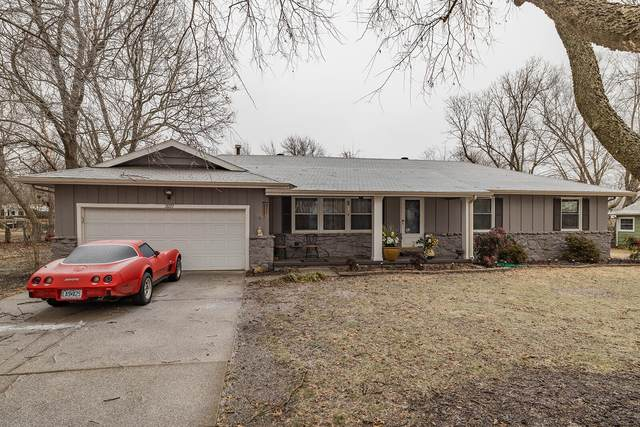 3217 W Ellison Drive, Springfield, MO 65810 (MLS #60183295) :: Team Real Estate - Springfield