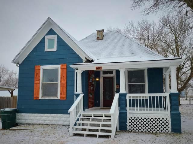 600 E Benton, Monett, MO 65708 (MLS #60183304) :: Team Real Estate - Springfield