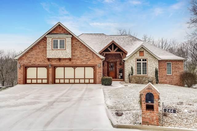 244 Majestic Oak, Nixa, MO 65714 (MLS #60183343) :: The Real Estate Riders