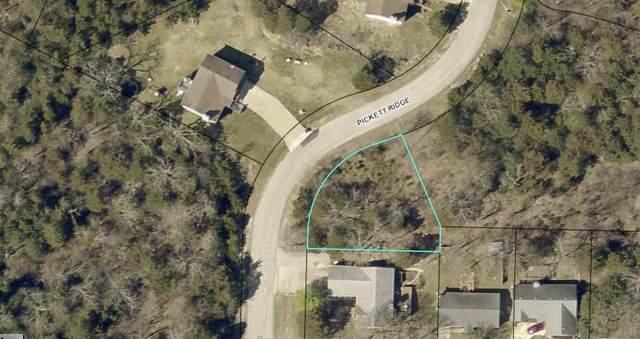 285 Pickett Ridge, Kirbyville, MO 65679 (MLS #60183357) :: Sue Carter Real Estate Group