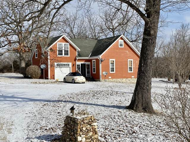 5503 State Hwy Dd, Marshfield, MO 65706 (MLS #60183408) :: Team Real Estate - Springfield