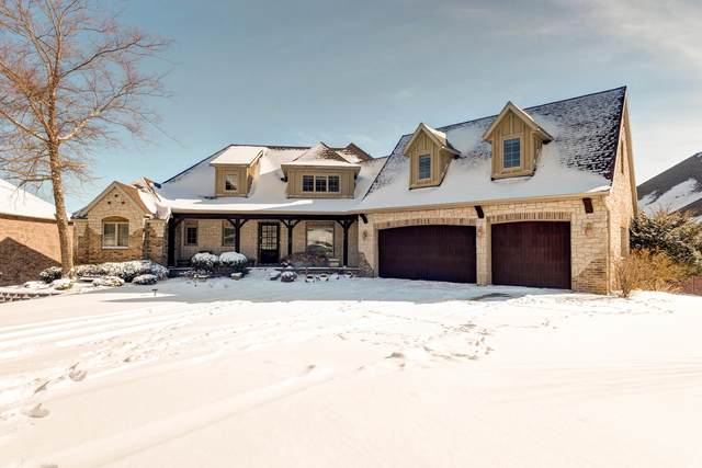 1246 W Stone Meadow Way, Springfield, MO 65810 (MLS #60183506) :: The Real Estate Riders