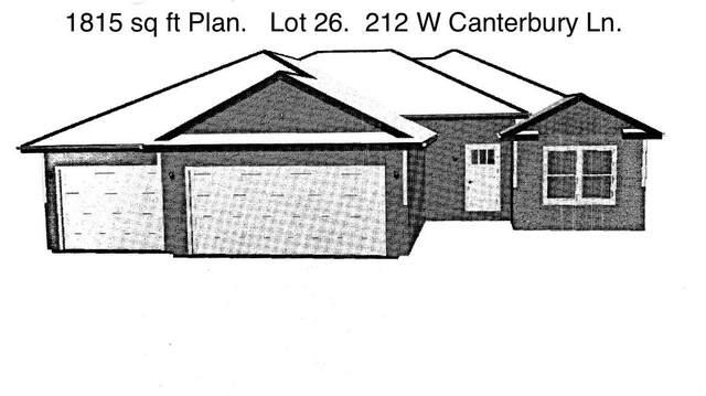 212 W Canterbury Lane, Willard, MO 65781 (MLS #60183534) :: Team Real Estate - Springfield