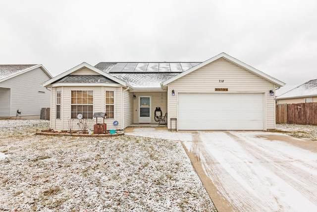 718 S Ridgecrest Avenue, Nixa, MO 65714 (MLS #60183542) :: United Country Real Estate