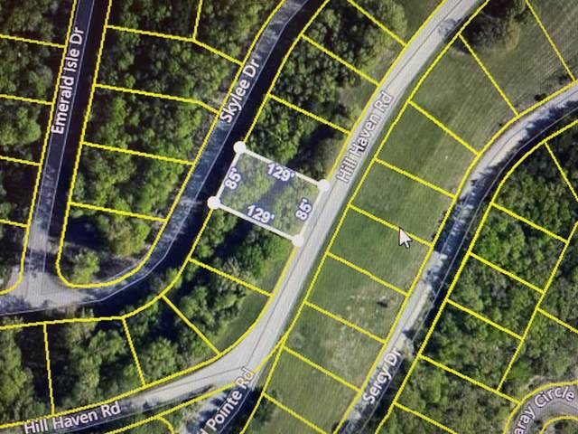 0 Hill Haven Road, Hollister, MO 65672 (MLS #60183677) :: Winans - Lee Team | Keller Williams Tri-Lakes