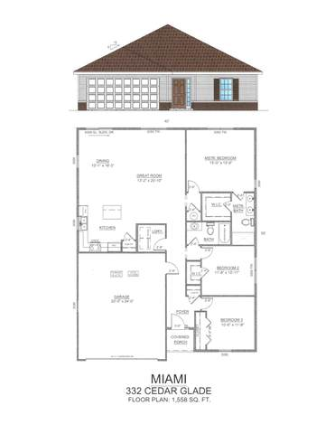 332 Cedar Glade Drive Lot 15, Branson West, MO 65737 (MLS #60183714) :: The Real Estate Riders