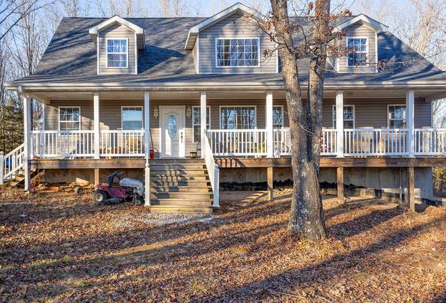 5541 County Road 1820, West Plains, MO 65775 (MLS #60183728) :: The Real Estate Riders