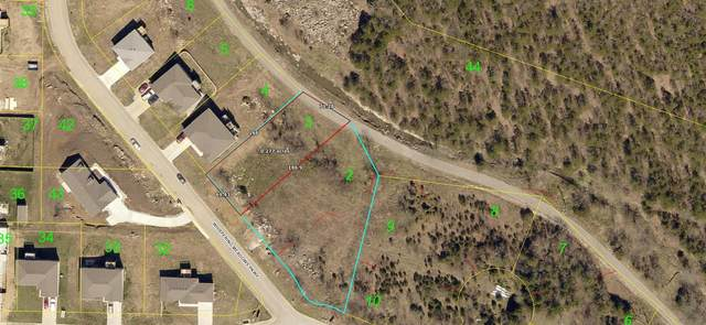 128 Whispering Meadows Parkway Lot 3, Branson, MO 65616 (MLS #60183772) :: Clay & Clay Real Estate Team
