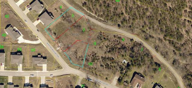 116 Whispering Meadows Parkway Lot 2, Branson, MO 65616 (MLS #60183784) :: Clay & Clay Real Estate Team