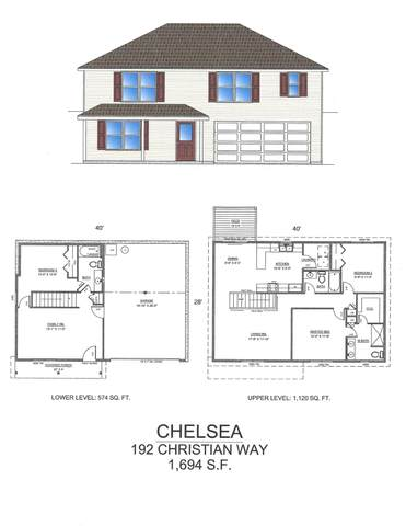 192 Christian Way Lot 28, Branson, MO 65616 (MLS #60183804) :: Clay & Clay Real Estate Team