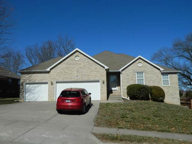 839 E Country Ridge Street, Nixa, MO 65714 (MLS #60183885) :: The Real Estate Riders